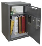 Phoenix Vela Deposit Home & Office SS0804ED Size 4 Security Safe with Electronic Lock 2
