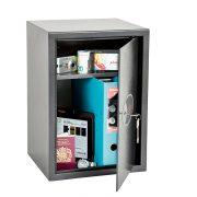 Phoenix Vela Home & Office SS0804K Size 4 Security Safe with Key Lock 2