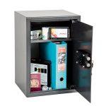Phoenix Vela Home & Office SS0804K Size 4 Security Safe with Key Lock 3