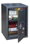 Phoenix Vela Deposit Home & Office SS0804KD Size 4 Security Safe with Key Lock 1