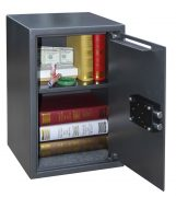 Phoenix Vela Deposit Home & Office SS0804KD Size 4 Security Safe with Key Lock 2
