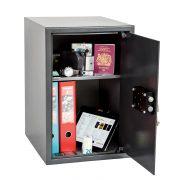 Phoenix Vela Home & Office SS0805K Size 5 Security Safe with Key Lock 3