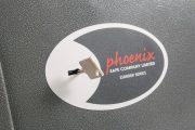 Phoenix Vela Home & Office SS0805K Size 5 Security Safe with Key Lock 4