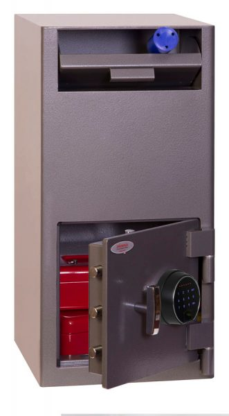 Phoenix Cash Deposit SS0997FD Size 2 Security Safe with Fingerprint Lock