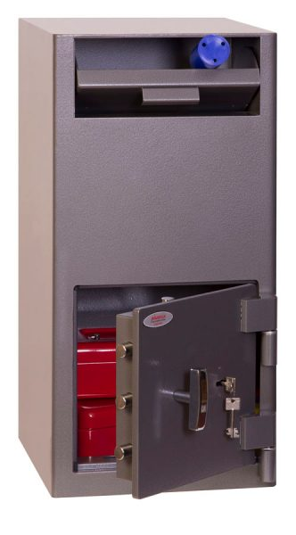 Phoenix Cash Deposit SS0997KD Size 2 Security Safe with Key Lock