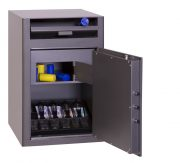 Phoenix Cash Deposit SS0998KD Size 3 Security Safe with Key Lock 4