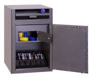Phoenix Cash Deposit SS0998KD Size 3 Security Safe with Key Lock 5