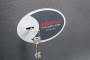 Phoenix Lynx SS1172K Size 2 Security Safe with Key Lock 5