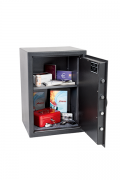 Phoenix Lynx SS1173E Size 3 Security Safe with Electronic Lock 4