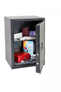 Phoenix Lynx SS1173K Size 3 Security Safe with Key Lock 3