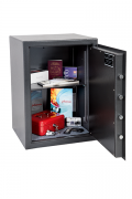 Phoenix Lynx SS1173K Size 3 Security Safe with Key Lock 4