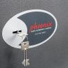 Phoenix Lynx SS1173K Size 3 Security Safe with Key Lock 5