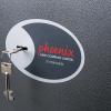 Phoenix Lynx SS1173K Size 3 Security Safe with Key Lock 6