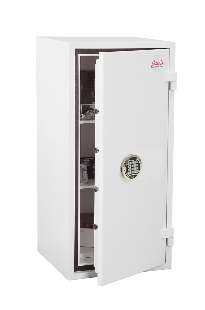 Phoenix Citadel SS1193E Size 3 Fire & S2 Security Safe with Electronic Lock