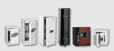 Phoenix home safes, fire safes and gun safes