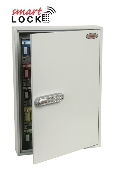 Phoenix Commercial Key Cabinet KC0603N 100 Hook with Net Code Electronic Lock.