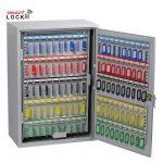 Phoenix Commercial Key Cabinet KC0604N 200 Hook with Net Code Electronic Lock. 1