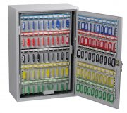 Phoenix Commercial Key Cabinet KC0604S 200 Hook with Electronic Lock & Push Shut Latch. 2