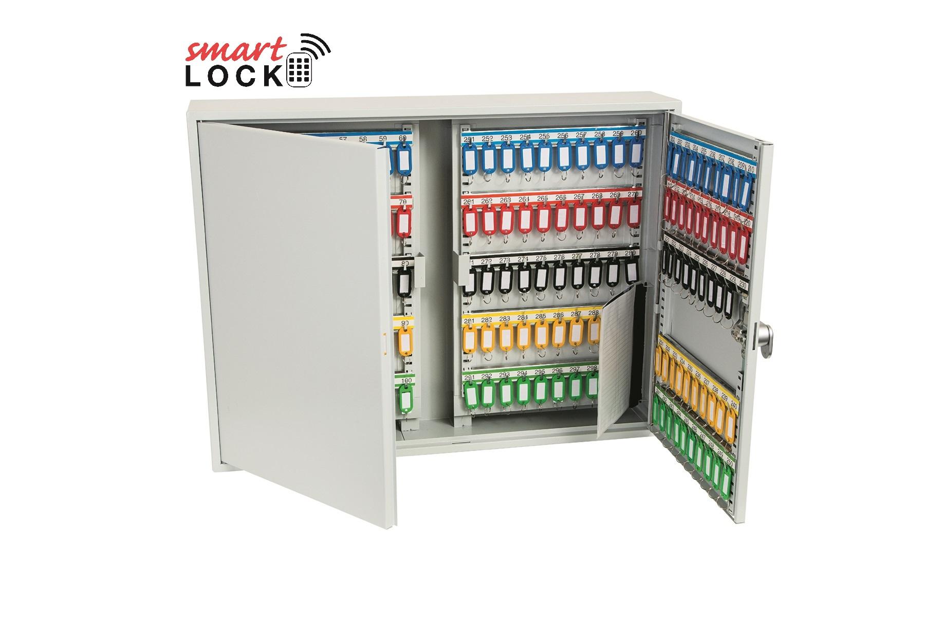 Netcode 1000 Electronic Locking Key Cabinet Kc0606n