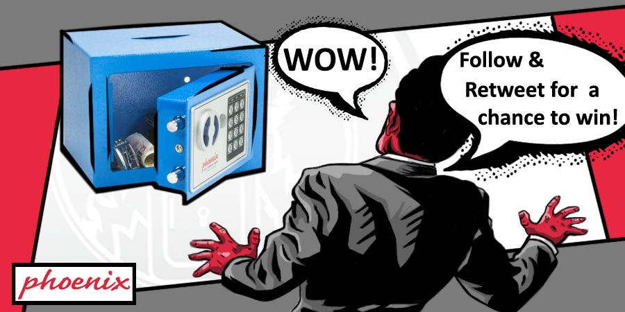 comic book blue safe