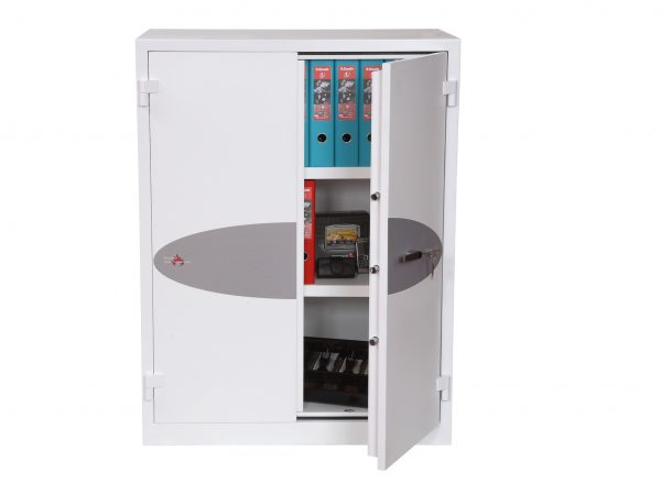 Phoenix Firechief FS1652K Size 2 Fire & S1 Security Safe with Key Lock