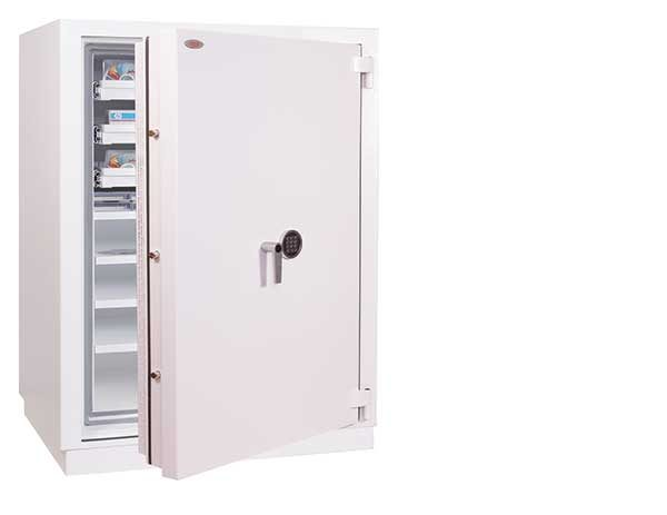 Phoenix Millennium Duplex DS4651E Size 1 Data & Grade I Security Safe with Electronic Lock