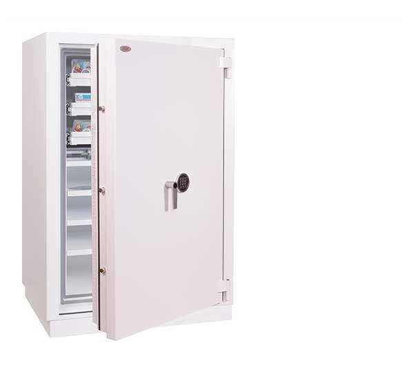 Phoenix Millennium Duplex DS4652E Size 2 Data & Grade I Security Safe with Electronic Lock