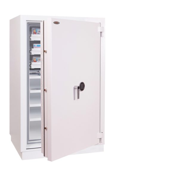 Phoenix Millennium Duplex DS4653e Size 3 Data & Grade I Security Safe with Electronic Lock