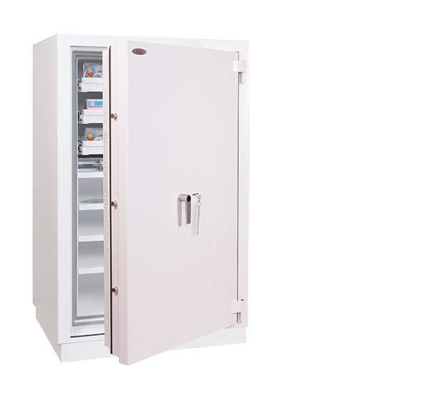 Phoenix Millennium Duplex DS4653e Size 3 Data & Grade I Security Safe with Electronic Lock