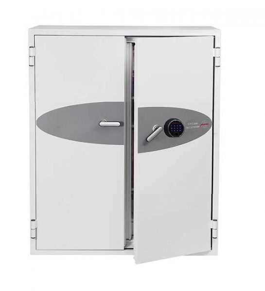 Phoenix Fire Commander FS1913F Size 3 Fire Safe with Fingerprint Lock