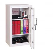Phoenix SecurStore SS1162K Size 2 Security Safe with Key Lock 1