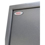 Phoenix Tucana GS8017K 7 Gun Safe with Internal Ammo Box and Key Lock 5