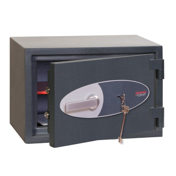 Phoenix Venus HS0651K Size 1 High Security Euro Grade 0 Safe with Key Lock