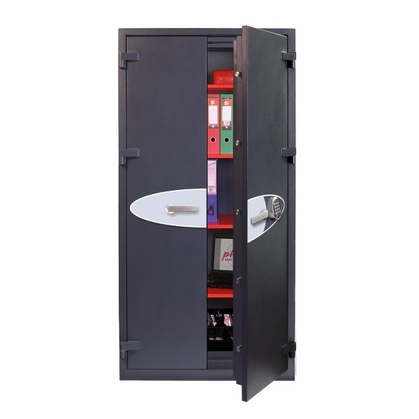 Phoenix Venus HS0656E Size 6 High Security Euro Grade 0 Safe with Electronic Lock