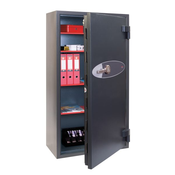 Phoenix Mercury HS2055E Size 5 High Security Euro Grade 2 Safe with Electronic Lock