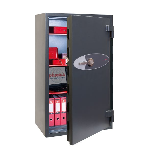 Phoenix Mercury HS2056E Size 6 High Security Euro Grade 2 Safe with Electronic Lock