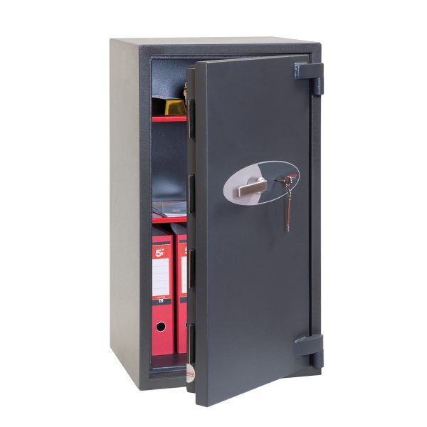Phoenix Elara HS3553K Size 3 High Security Euro Grade 3 Safe with Key Lock