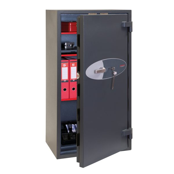 Phoenix Elara HS3554K Size 4 High Security Euro Grade 3 Safe with Key Lock