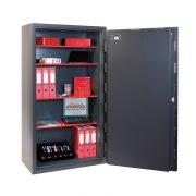 Phoenix Elara HS3555K Size 5 High Security Euro Grade 3 Safe with Key Lock 4
