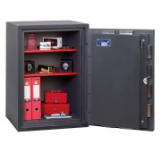 Phoenix Planet HS6073K Size 3 High Security Euro Grade 4 Safe with 2 Key Locks 4