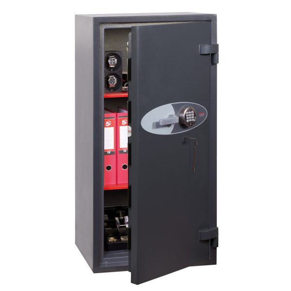 Phoenix Planet HS6074E Size 4 High Security Euro Grade 4 Safe with Electronic & Key Lock