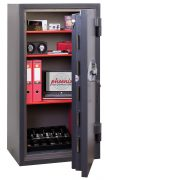 Phoenix Planet HS6075E Size 5 High Security Euro Grade 4 Safe with Electronic & Key Lock 2