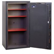 Phoenix Planet HS6075E Size 5 High Security Euro Grade 4 Safe with Electronic & Key Lock 5