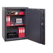 Phoenix Planet HS6076E Size 6 High Security Euro Grade 4 Safe with Electronic & Key Lock 3
