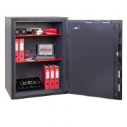 Phoenix Planet HS6076E Size 6 High Security Euro Grade 4 Safe with Electronic & Key Lock 4