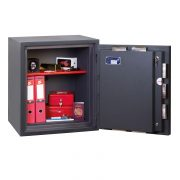 Phoenix Cosmos HS9072E Size 2 High Security Euro Grade 5 Safe with Electronic & Key Lock 4