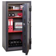 Phoenix Cosmos HS9075K Size 5 High Security Euro Grade 5 Safe with 2 Key Locks 2