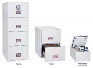 World Class Vertical Fire File FS2270 Series