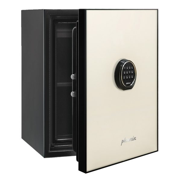 Phoenix Spectrum LS6001EC Luxury Fire Safe with Cream Door Panel and Electronic Lock