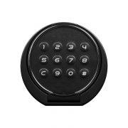 Phoenix Spectrum LS6001EO Luxury Fire Safe with Orange Door Panel and Electronic Lock 11